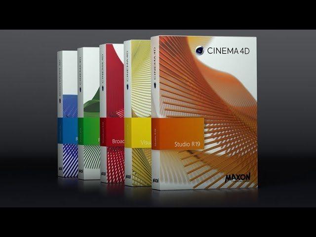 New in Cinema 4D R19       | SeeScenes com